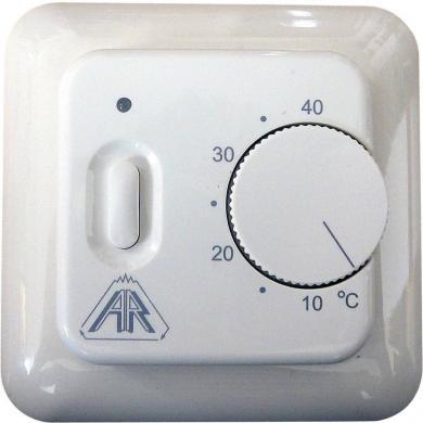 Termostat de cameră, montaj încastrat, program zilnic, 5 la 45 °C, Arnold Rak ST-AR 16