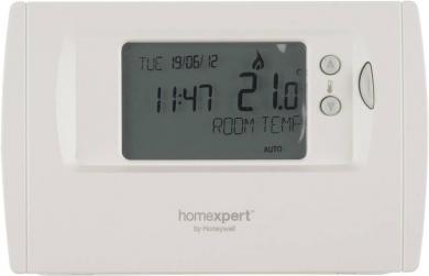 Termostat digital de cameră, montare aparentă, program zilnic, Honeywell Homexpert THR870CBG