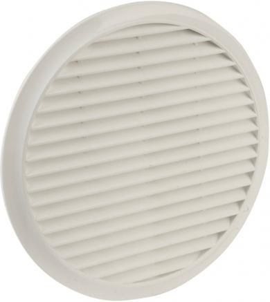 Gură ventilaţie perete 150 mm, cu plasă insecte