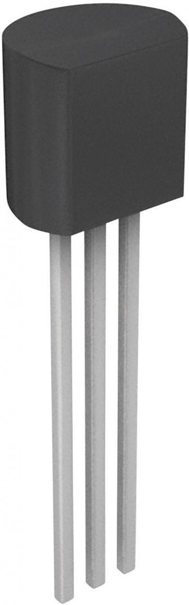Tranzistor TO-92-3, Fairchild Semiconductor BC33716BU