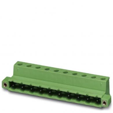 Set conectori pentru circuite imprimate GIC 2,5/3-STGF-7,62, verde, Phoenix Contact, 50 buc.