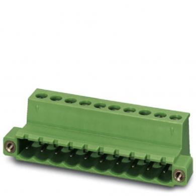 Set conectori pentru circuite imprimate IC 2,5/6-STGF-5,08, verde, Phoenix Contact, 50 buc.