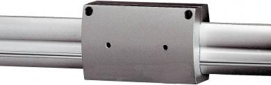Conector longitudinal SLV, gri-argintiu