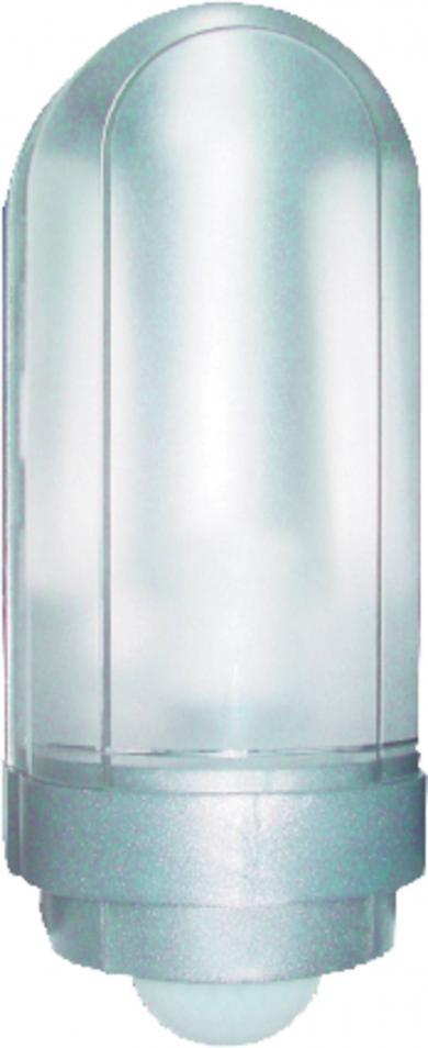 Lampă de perete de exterior, 60 W, E27, aluminiu, Smartwares Security Light ES68A SW