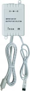 Controller RGB cu telecomandă IR pentru benzi led, Paulmann