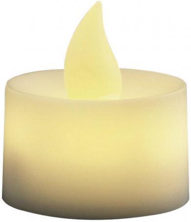 Set 2 lumânări electrice cu leduri