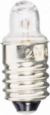 Bec de rezervă lanternă Barthelme, soclu E10, 2,5 V, 0,5 W