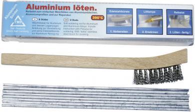 Set de lipire aluminiu pentru începători