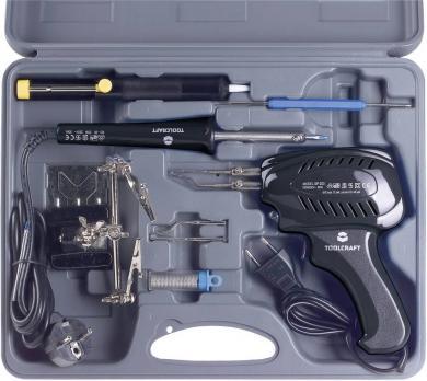 Set pistol de lipit Toolcraft SK 3000
