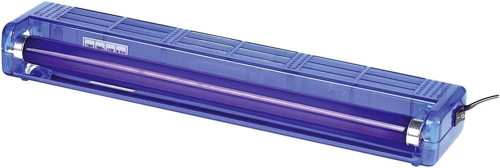 Tub fluorescent UV T8, 15 W, carcasă albastră, (L x l x Î) 470 x 100 x 60 mm