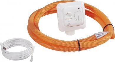 Termostat de cameră cu senzor de temperatură NTC 3 m, montaj încastrat, program zilnic, 5 la 40 °C, Arnold Rak OTN