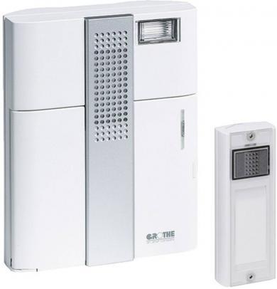 Sonerie wireless Grothe Mistral 300, alb