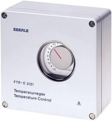 Controler temperatură, montare aparentă, -20 la 35 °C, Eberle FTR-E 3121