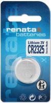Baterie buton litiu CR2325, 3 V, 190 mAh, Renata