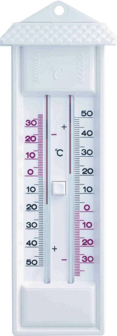 Termometru analogic de perete, alb, TFA 10.3014.02