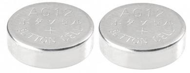 Set 2 baterii buton LR 43, 1,5 V, 108 mAh, Conrad energy