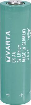 Baterie litiu de mare capacitate Varta, CR AA, 3 V, 2000 mAh