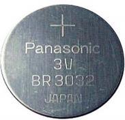 Baterie buton Li BR 3032