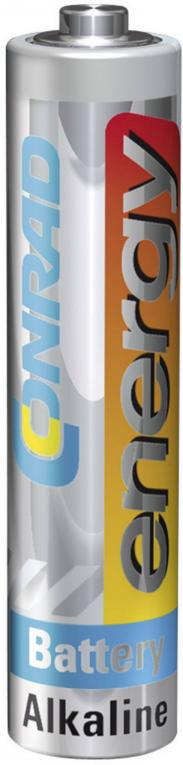 Baterie alcalină AAA, 1,5 V,...