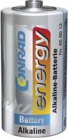 Baterie alcalină C, 1,5 V, Conrad energy