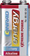 Baterie alcalină 9 V, Conrad energy Extreme Power