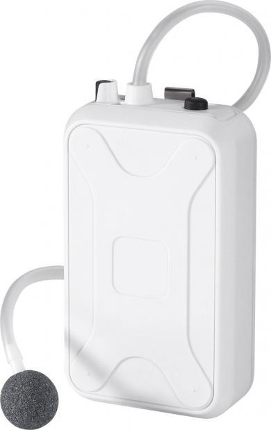 Aerator cu baterii pentru acvarii, 3 V/DC, 90 l/h