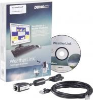 Software WeatherLink IP, Davis...