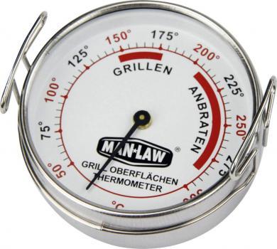 Termometru analogic de grătar T387