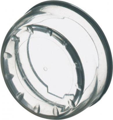 Membrană protecţie buton rotundă M22-T-D, 33 x 17 mm