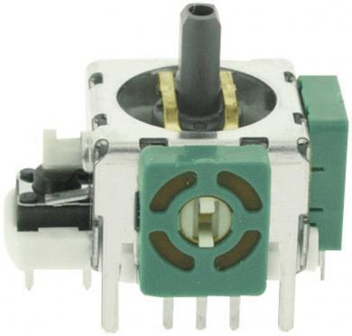 Potenţiometru joystick cu întrerupător ALPS RKJXP 1224002