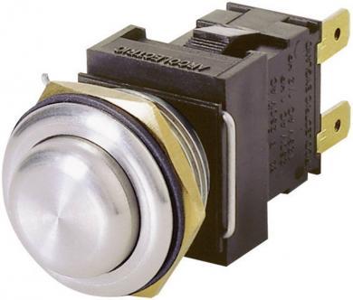 Întrerupător/buton anti-vandalism H8350RP, IP66, 2 x OFF/ON