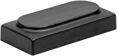Capac buton Marquardt 842.000.011, capac buton dublu, culoare antracit, 15.5 x 31.5 mm, adecvat pentru seria 6425 fără led