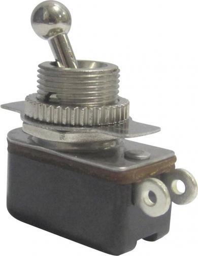 Întrerupător basculant SCI, 6 A R13-36A1-05 1 x ON/OFF 250 V/AC 6 A