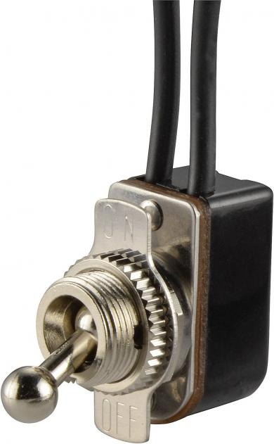 Întrerupător basculant SCI, 6 A R13-36A1-11 1 x ON/OFF 250 V/AC 6 A