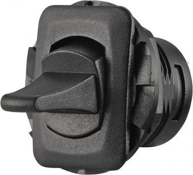 Întrerupător basculant SCI, 10 A R13-405D-05 2 x ON/OFF/ON 250 V/AC 6 A