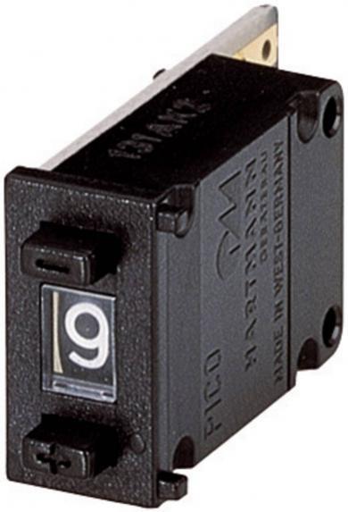 Placă de distanţare pentru întrerupătoare cu două butoane PICO-D