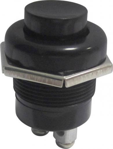 Întrerupător auto acţionat prin apăsare A2-5A, OFF/(ON), 10 A, 24 V/DC, Ø montare 22.2 mm