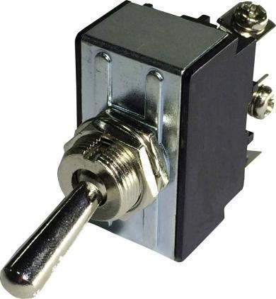 Întrerupător basculant SCI, 15 A R13-28A-06 1 x ON/OFF 250 V/AC 10 A