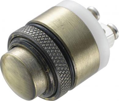 Întrerupător buton sonerie 16 mm 48 V/DC 2 A