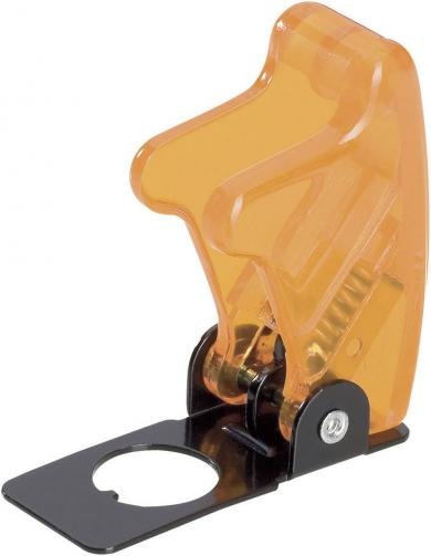 Capişon de protecţie SCI, R17-10B galben transparent