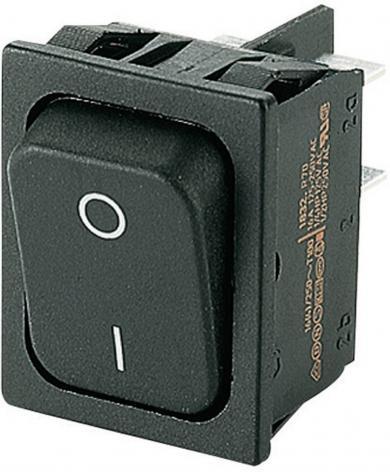 Întrerupător basculant Marquardt tip Rocker 1832.3312 2 x OFF/ON 250 V/AC 20 (4) A