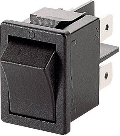 Întrerupător basculant Marquardt tip Rocker 1858.1102 2 x OFF/ON 250 V/AC 10 (4) A
