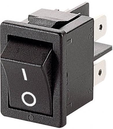 Întrerupător basculant Marquardt tip Rocker 1858.1103 2 x OFF/ON 250 V/AC 10 (4) A