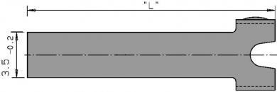 Element de comandă suplimentar pentru seria DB/DC 6141234