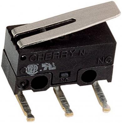 Întrerupător subminiatură DG Cherry, DG13-B3LA 125 V/AC