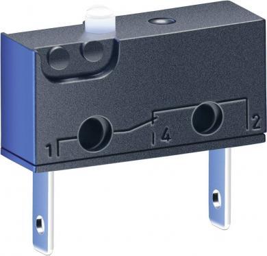 Întrerupător subminiatură DZ Cherry, DZ1G-A1BA 250 V/AC IP40