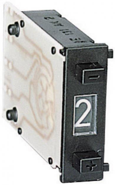 Întrerupător codificare cu 2 butoane SMC-D, 1 A, max. 40 V, zecimal