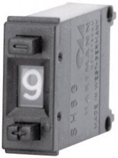 Întrerupător codificare cu 2 butoane SH6 BCD, 0,1 A, carcasă goală pentru seria SH6