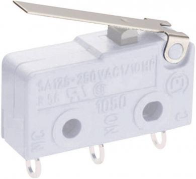 Manetă pentru microîntrerupător seria 1050, tip 191.071.011, manetă dreaptă (L01)