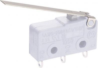 Manetă pentru microîntrerupător seria 1050, tip 191.071.101, manetă dreaptă (L03)